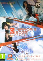 Mirror's Edge: Catalyst v1.0.3.47248 + 2 DLC 1 в 1 (2DVD)