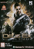 Deus Ex: Mankind Divided. Digital Deluxe Edition v1.11 + 12 DLC(ЗDVD)