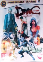 DEVIL MAY CRY+1DLC/NINJA BLADE/X-BLADES/(4B1)
