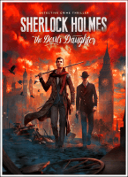 Антология Шерлока Холмса 7 в 1 (2DVD): Sherlock Holmes - The Devil's Daughter, The Testament of Sherlock Holmes, Sherlock Holmes. The Awakened, Sherlock Holmes and Hound of Baskervilles / Шерлок Холмс и собака Баскервилей, Sherlock Holmes vs. Jack the Rip