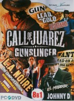 CALL OF JUAREZ-GUNSLINGER (8B1)