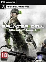 Антология Splinter Cell 4 в 1 (2DVD): Tom Clancy's Splinter Cell: Blacklist, Tom Clancys Splinter Cell Double Agent, Tom Clancys Splinter Cell Chaos Theory, Tom Clancy's Splinter Cell: Pandora Tomorrow
