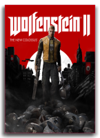 Wolfenstein II: The New Colossus DVD