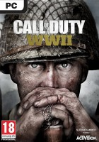 Call of Duty: WWII - Digital Deluxe Edition -  1 в 1 (4DVD)