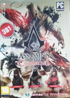 ASSASSINS GREED CHRONICLES(CHINA/INDIA/RUSSIA)(3B1)