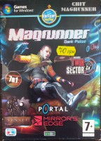 МАГИЯ ТЬМЫ.(7 B 1)MAGRUNNER DARK PULSE/MIRRORS EDGE/TWIN SECTOR/PORTAL/VASSEL/MASHINARIUM/DEAD BLOCK/