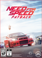 NEED FOR SPEED PAYBACK (deluxe edition) (2DVD)