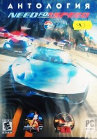 АНТОЛОГИЯ NEED FOR SPEED ( 2 B 1 )NEED FOR SPEED THE RUN/NEED FOR SPEED SHIFT 2 UNLEASHED